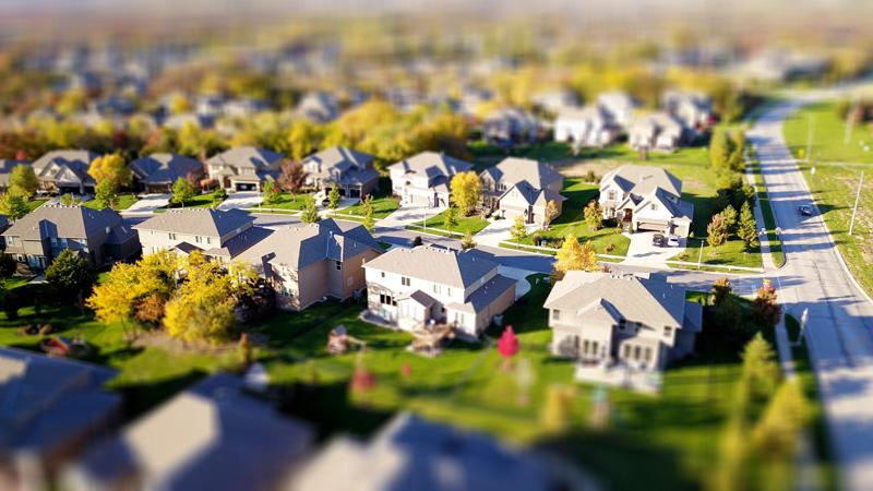 A model of a neighborhood