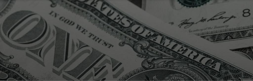 Back of dollar bill